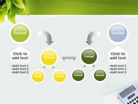 Business World Newspaper PowerPoint Template Slide 19