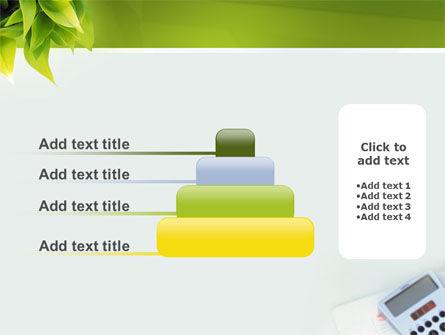 Business World Newspaper PowerPoint Template Slide 8