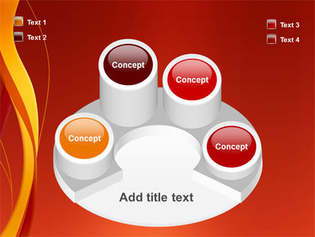 Young Team Work PowerPoint Template Slide 12