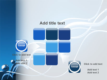 Water Theme PowerPoint Template Slide 16