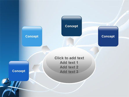 Water Theme PowerPoint Template Slide 7
