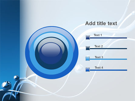 Water Theme PowerPoint Template Slide 9