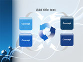 Water Theme PowerPoint Template#6
