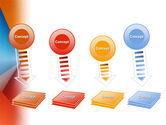 Colorful Angles PowerPoint Template#8