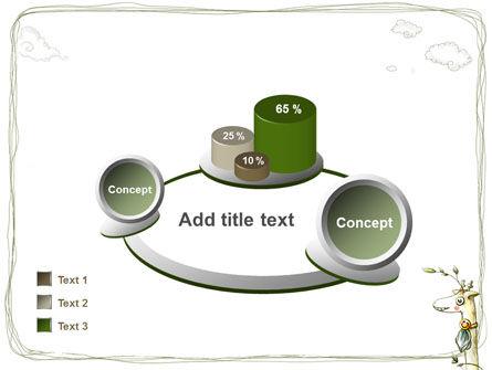 Childish Art PowerPoint Template Slide 16