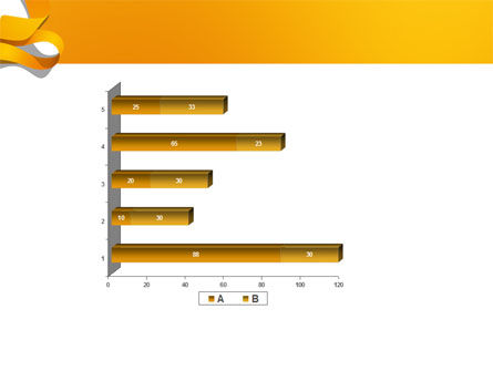 Orange String PowerPoint Template Slide 11