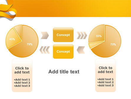 Orange String PowerPoint Template Slide 16