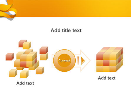 Orange String PowerPoint Template Slide 17