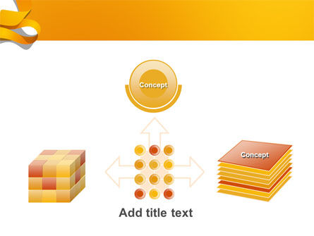 Orange String PowerPoint Template Slide 19
