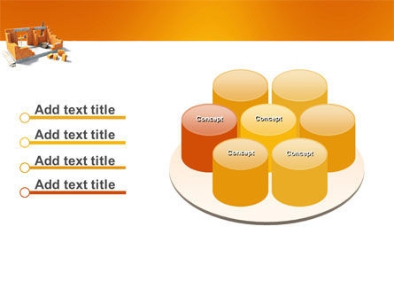 Incomplete Building PowerPoint Template Slide 12