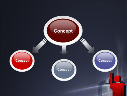 Expressing Opinion PowerPoint Template, Slide 4, 03145, Consulting — PoweredTemplate.com