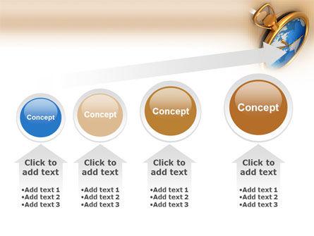 Clocks PowerPoint Template Slide 13