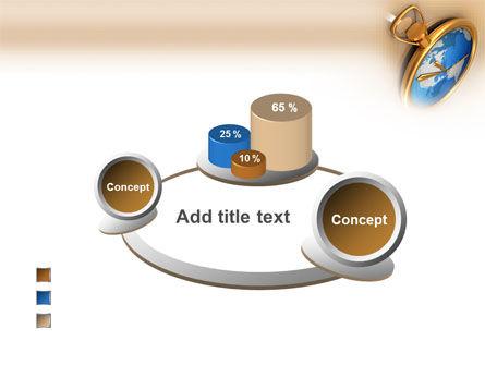 Clocks PowerPoint Template Slide 16