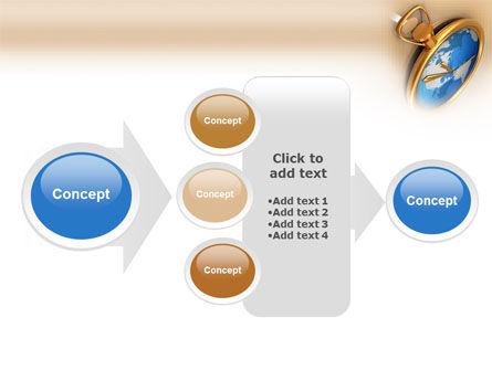 Clocks PowerPoint Template Slide 17