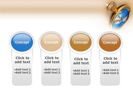 Clocks PowerPoint Template Slide 5