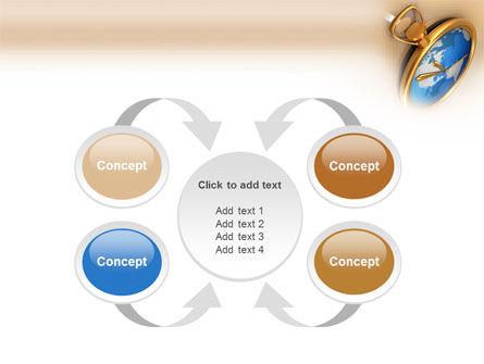 Clocks PowerPoint Template Slide 6