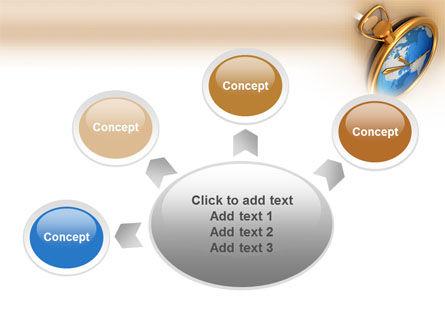 Clocks PowerPoint Template Slide 7