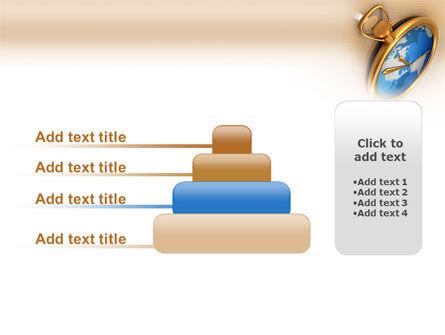 Clocks PowerPoint Template Slide 8