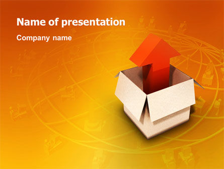 Shipment PowerPoint Template