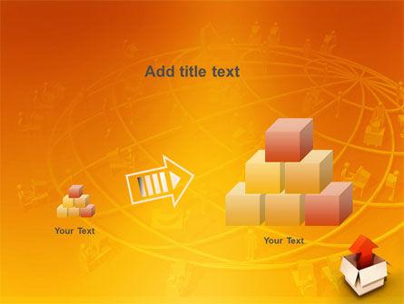 Shipment PowerPoint Template Slide 13
