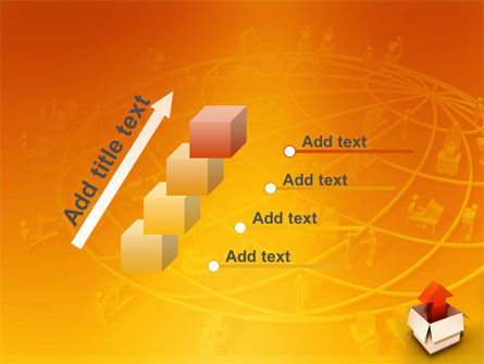 Shipment PowerPoint Template Slide 14