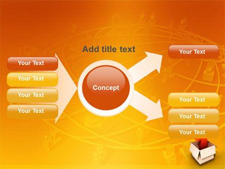 Shipment PowerPoint Template Slide 15