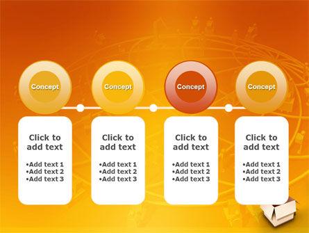 Shipment PowerPoint Template Slide 5