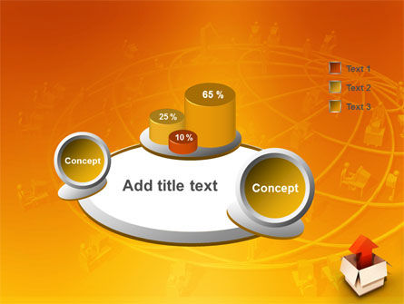 Shipment PowerPoint Template Slide 6