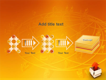 Shipment PowerPoint Template Slide 9