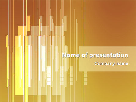 Abstract/Textures: Geometry PowerPoint Template #03155