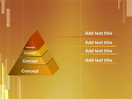 Geometry PowerPoint Template, Slide 4, 03155, Abstract/Textures — PoweredTemplate.com