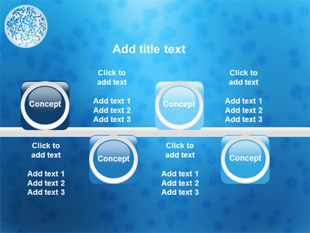 Petri Dish PowerPoint Template Slide 19