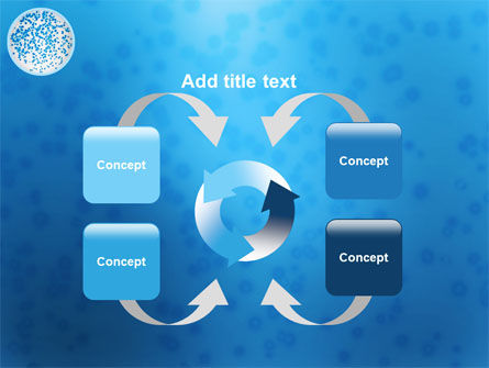 Petri Dish PowerPoint Template Slide 6