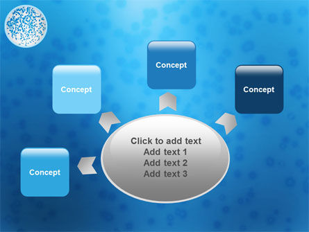 Petri Dish PowerPoint Template Slide 7