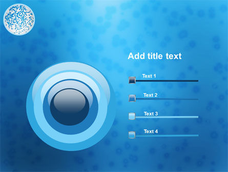 Petri Dish PowerPoint Template Slide 9