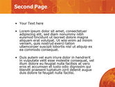 Wide World Business PowerPoint Template#2