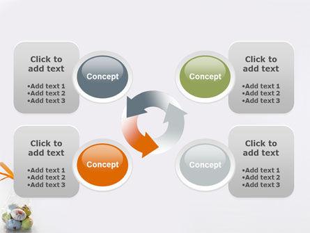 Easter Present PowerPoint Template Slide 9