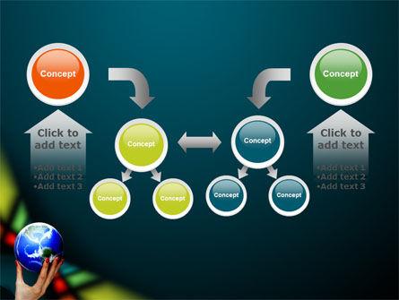 Global Power PowerPoint Template Slide 19