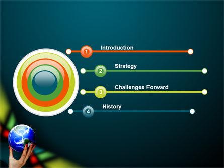 Global Power PowerPoint Template, Slide 3, 03167, Global — PoweredTemplate.com