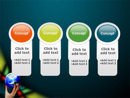 Global Power PowerPoint Template Slide 5
