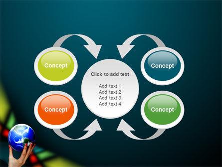 Global Power PowerPoint Template Slide 6