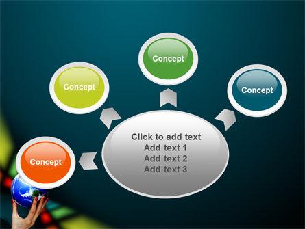 Global Power PowerPoint Template Slide 7