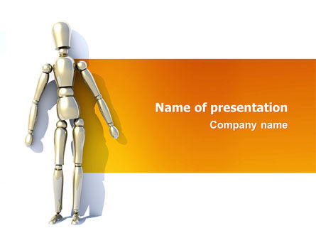 Puppet PowerPoint Template