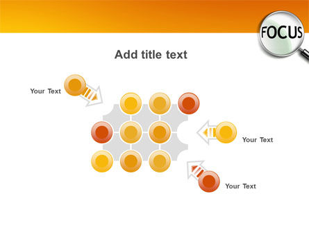 Focus PowerPoint Template Slide 10