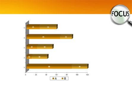 Focus PowerPoint Template Slide 11