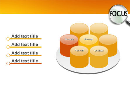 Focus PowerPoint Template Slide 12