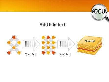 Focus PowerPoint Template Slide 9