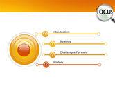 Focus PowerPoint Template#3
