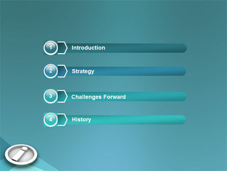 Information PowerPoint Template, Slide 3, 03178, Technology and Science — PoweredTemplate.com