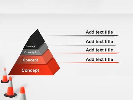Road Barriers PowerPoint Template Slide 12